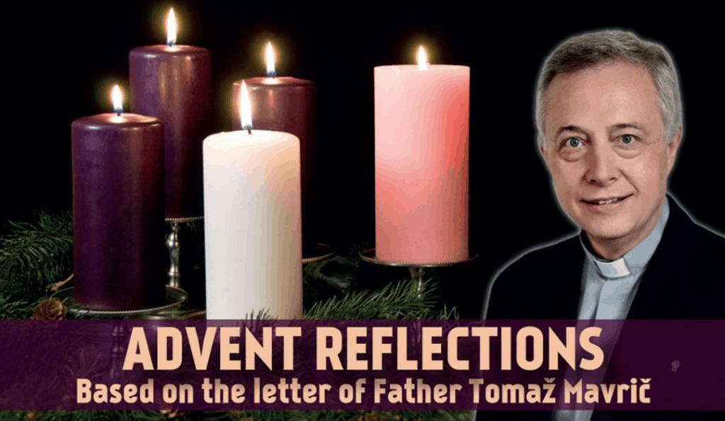 List generálneho otca na advent