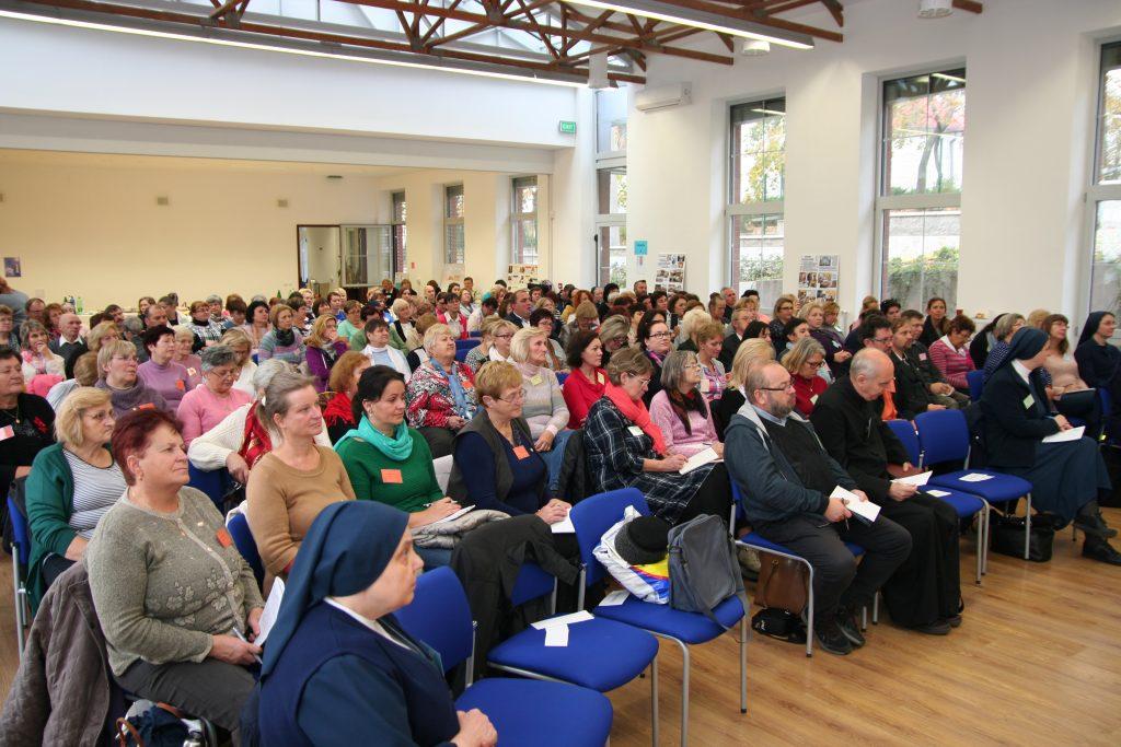 Národné stretnutie aktívnych členov ZZM v Nitre