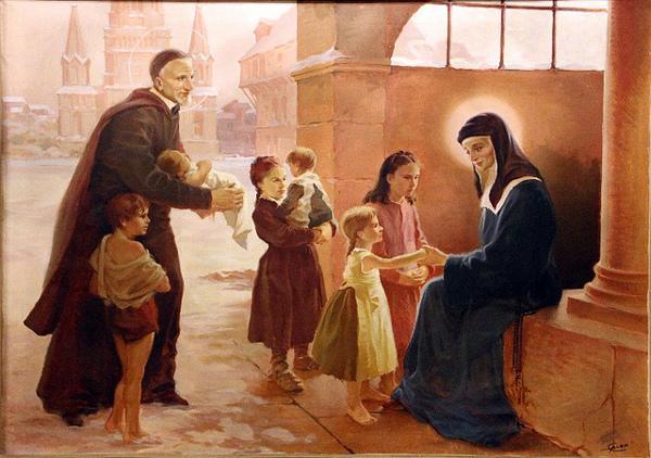 """List generálneho otca o """"Aliancii Vincentskej rodiny s ľuďmi bez domova"""""""