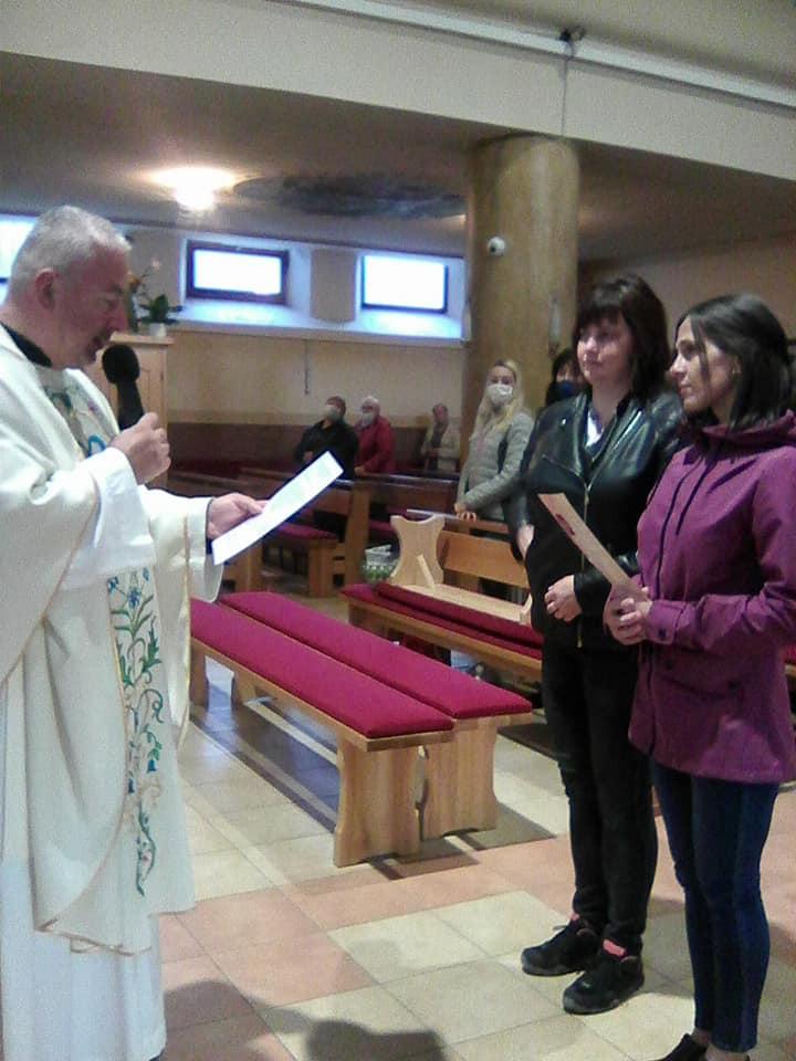 Požehnanie 17. kaplnky v Oščadnici