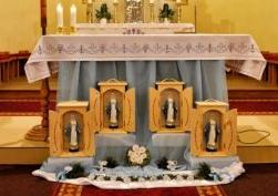 Ako sme slávili sviatok Panny Márie Zázračnej medaily vo farnostiach