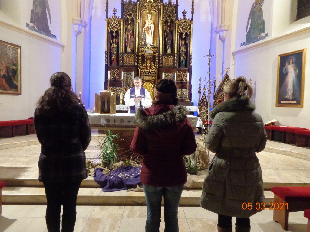 Požehnanie kaplnky v Dolnom Kubíne