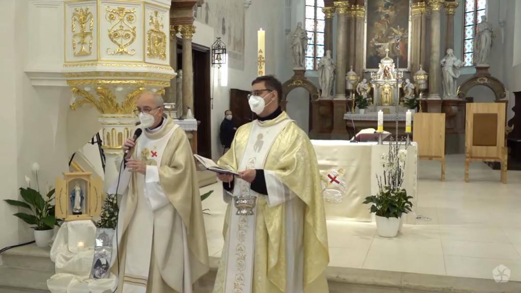 Požehnanie kaplniek v Pezinku