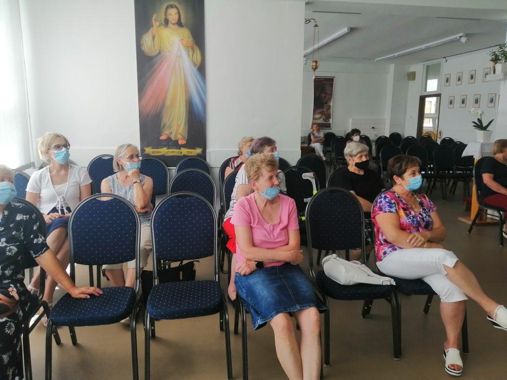Návšteva farnosti Považská Bystrica
