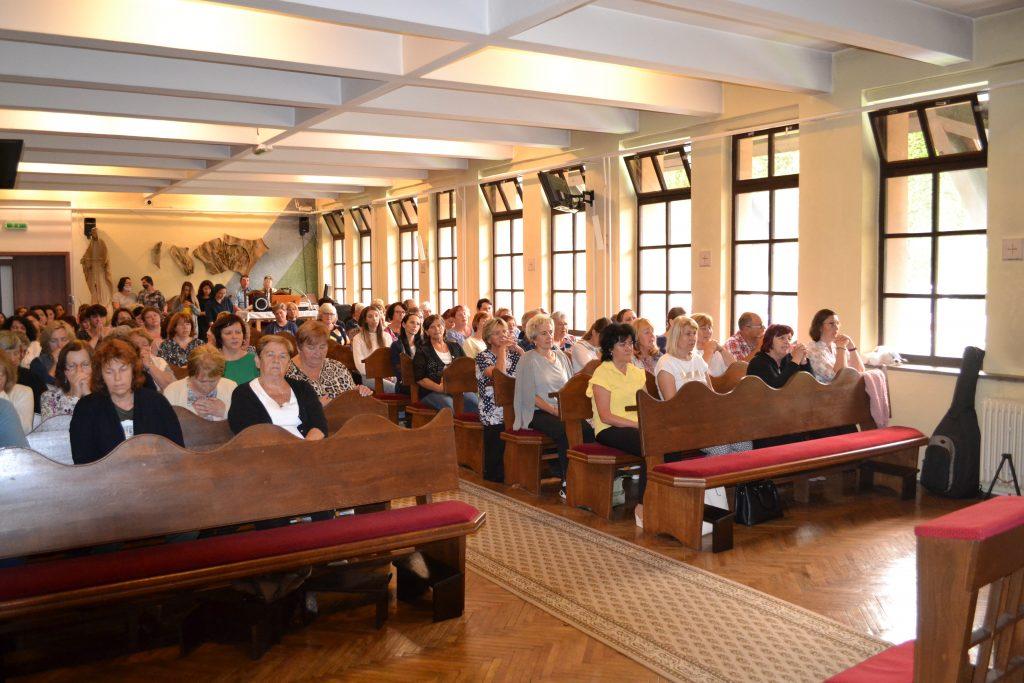 Duchovná obnova a stretnutie vedúcich skupín ZZM na Orave